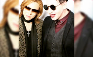 X JAPAN マリリン・マンソン