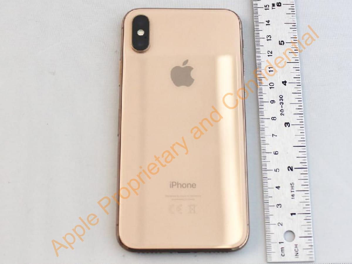 iPhone Xのゴールドモデルが登場するはずだった?Apple提出資料が公開に! technology180416_iphonex_01-1200x900