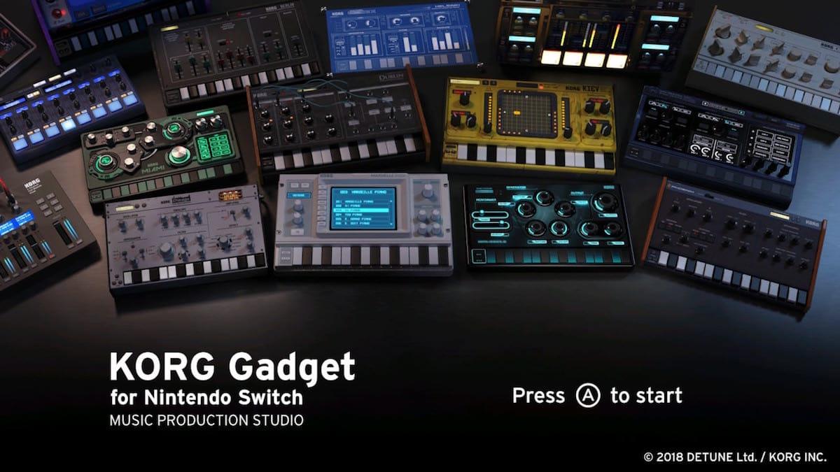 ゲーム感覚で楽しめる音楽制作スタジオ「KORG Gadget for Nintendo Switch」ついに発売! technology180426_korg-gadget-nintendoswitch_4-1200x675