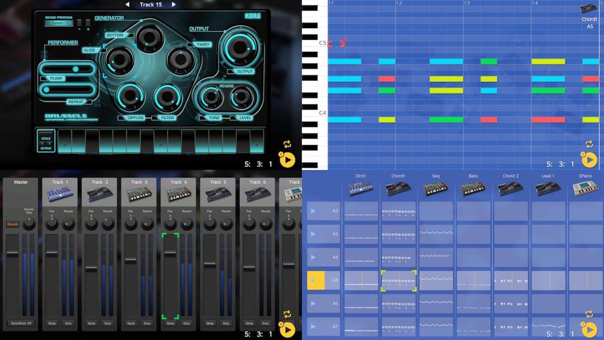 ゲーム感覚で楽しめる音楽制作スタジオ「KORG Gadget for Nintendo Switch」ついに発売! technology180426_korg-gadget-nintendoswitch_6-1200x675