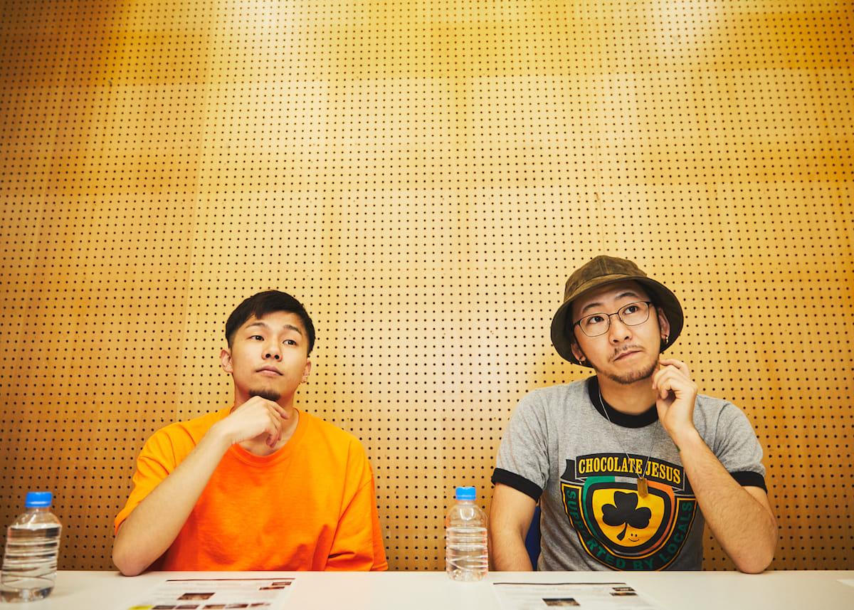 """【インタビュー】福岡在住のラッパー・NF Zesshoが、3rdアルバム『CURE』で仲間たちと表現する""""少しだけ救われた""""今の音と言葉。 180428_QeticZ0100-1200x857"""