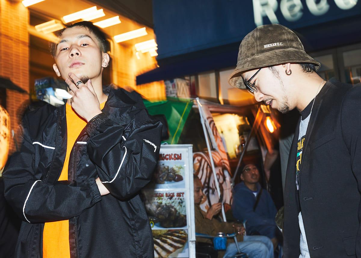 """【インタビュー】福岡在住のラッパー・NF Zesshoが、3rdアルバム『CURE』で仲間たちと表現する""""少しだけ救われた""""今の音と言葉。 180428_QeticZ0489-1200x857"""