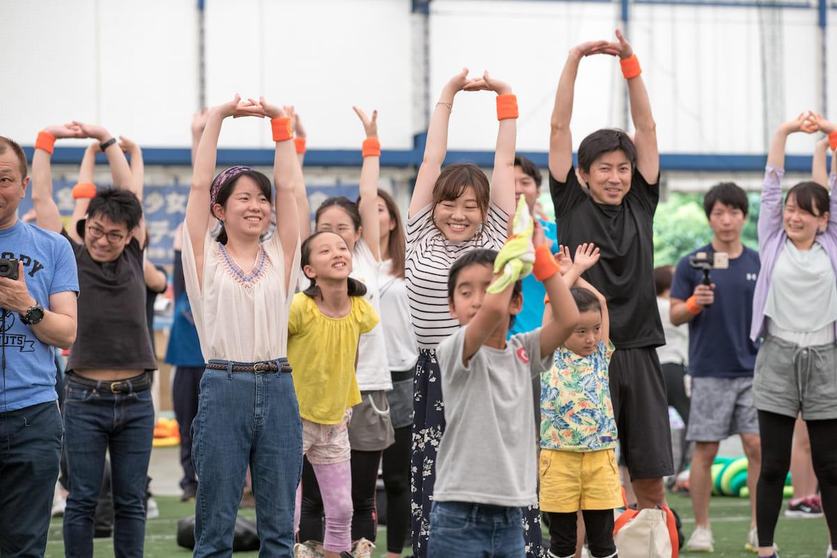 澤田智洋さんが主催する<ゆるスポーツランド2018>に潜入レポート!体も心も大笑い、それがゆるスポの正体だった!? 20180519_0007-1200x800