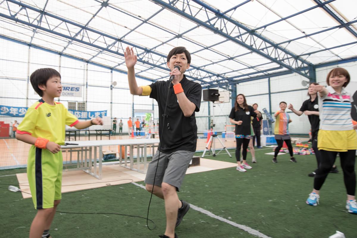 澤田智洋さんが主催する<ゆるスポーツランド2018>に潜入レポート!体も心も大笑い、それがゆるスポの正体だった!? 20180519_0027-1200x800
