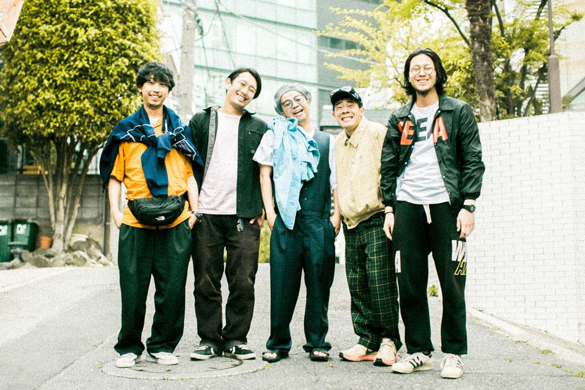 【インタビュー】ヒップホップグループ踊Foot Works=ヴェイパーウェイブ?レーベルQ2所属のきっかけや新作アルバムについて 7G7A1999-1200x800