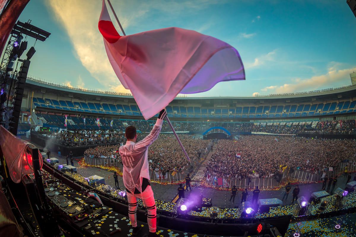 【レポート】PKCZ®、きゃりー、スティーヴ・アオキ、ディプロら出演。<EDC JAPAN 2018>8万人が熱狂した光と音のカーニバル electricdaisycarnival-japan-1805145-1200x800