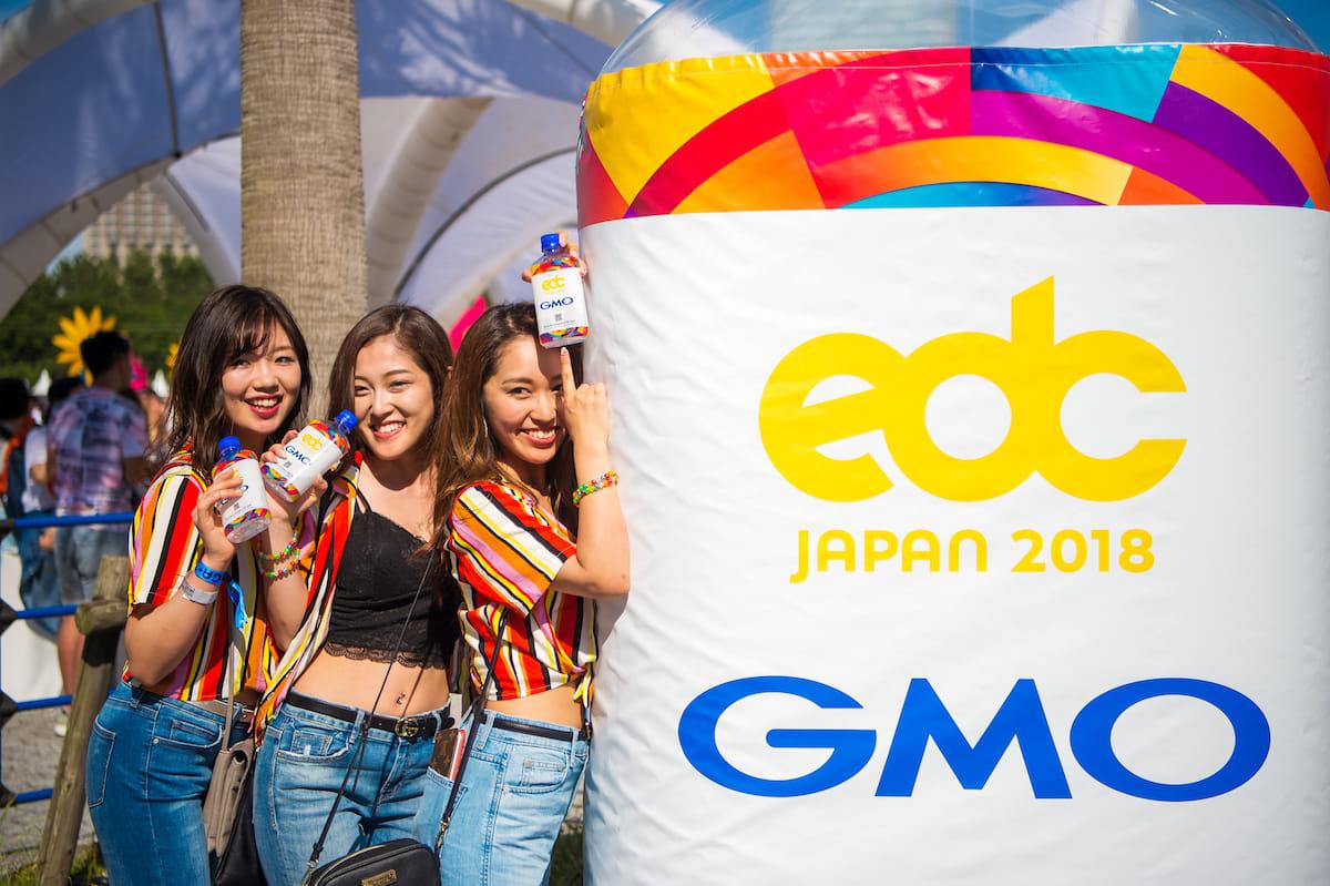 <EDC JAPAN 2018>ファッションスナップ:ツインズコーデ、シースルー、花冠が人気! fashion180514-electricdaisycarnival-japan-fashion_08-1200x799