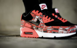 "NIKE × atmos ""WE LOVE NIKE""PACK SPECIAL EDITION for AIR MAX"
