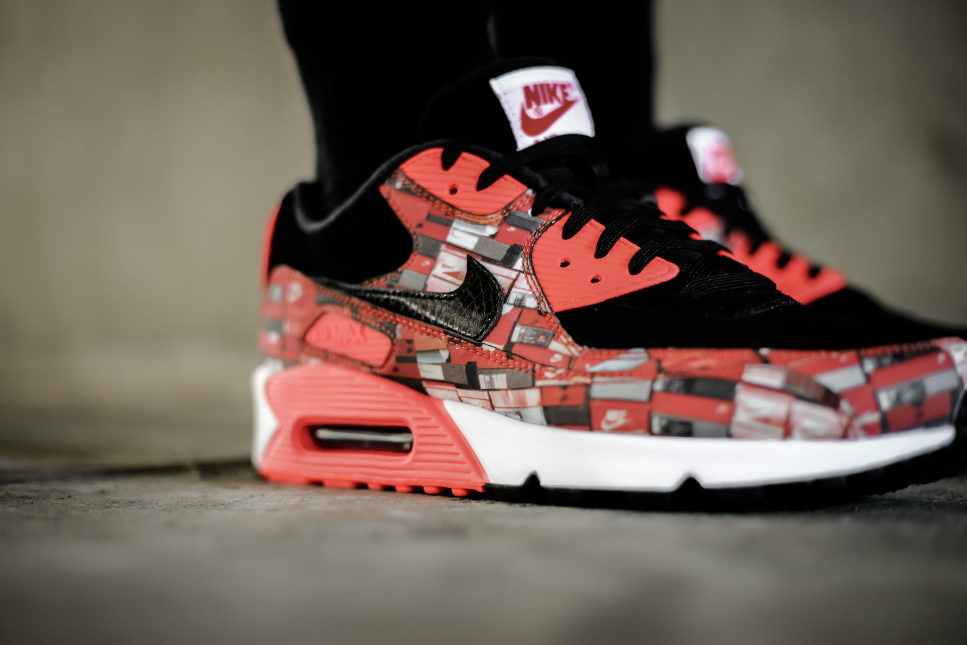 """NIKE × atmos """"WE LOVE NIKE""""PACK SPECIAL EDITION for AIR MAX"""