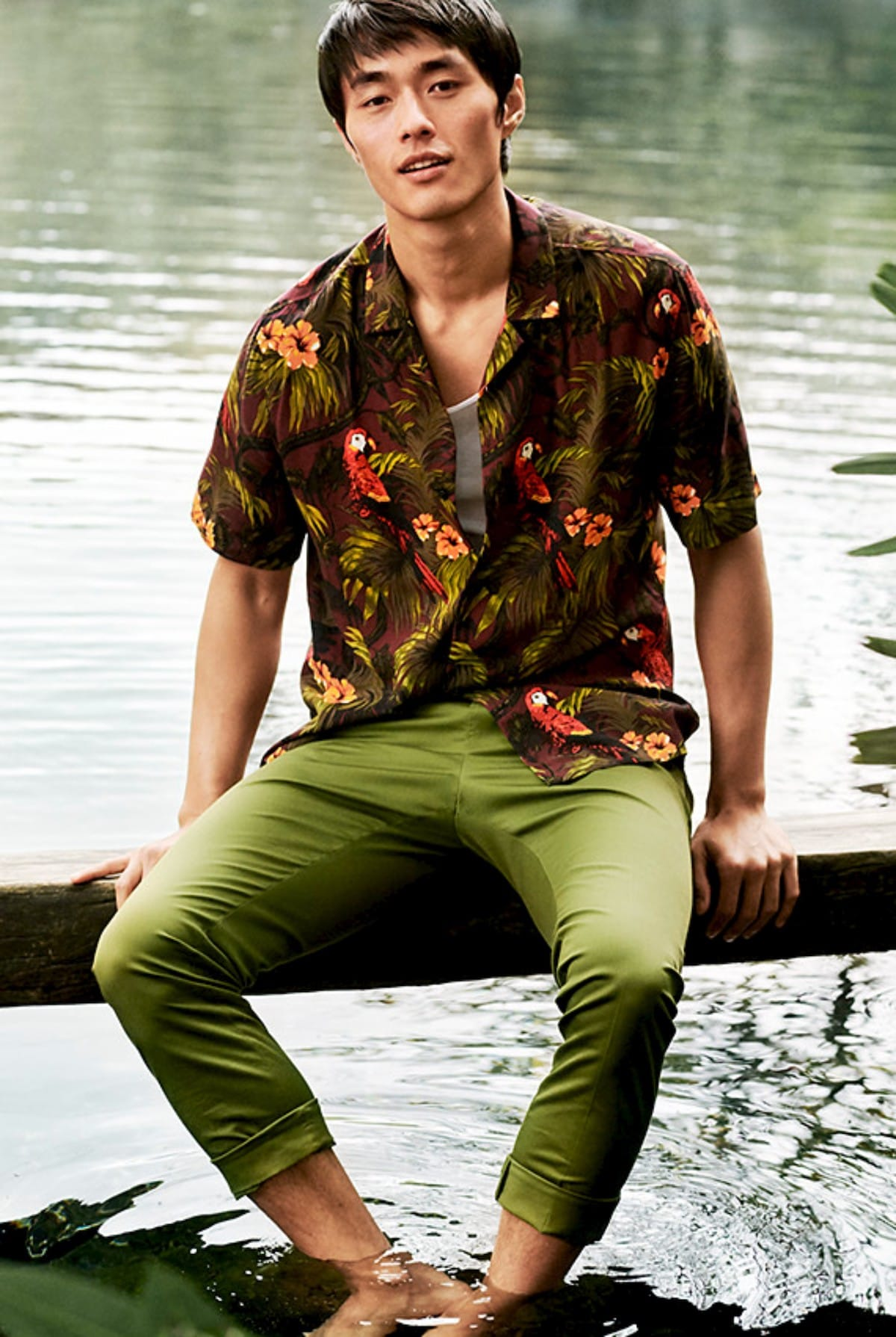 H&M、夏向けの洗練されたリラックススタイルが登場! fashion180517_hm_4-1200x1790