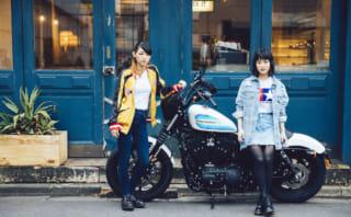 Rei × THE THROTTLE成田アリサ