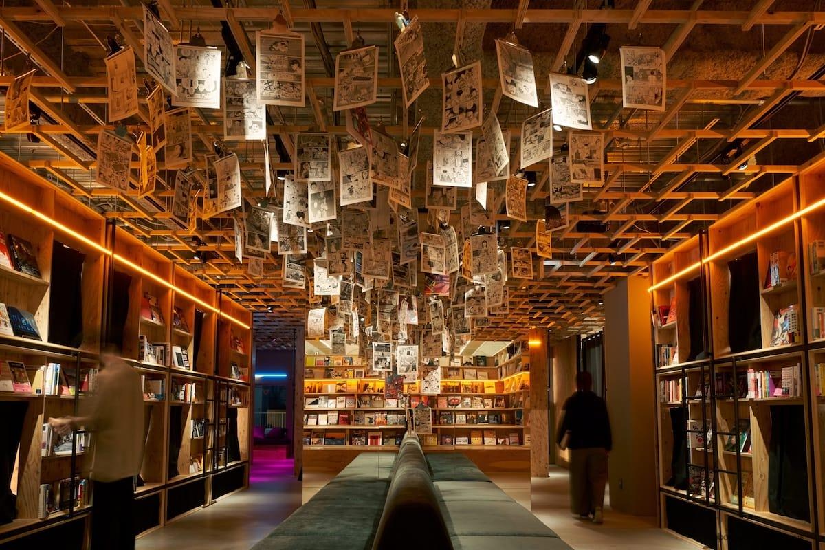 ラジオ番組『Tokyo Brilliantrips』連動!「泊まれる本屋」BOOK AND BED TOKYOなどをご紹介! life_fashion180511-bookandbedtokyo-1-1200x800