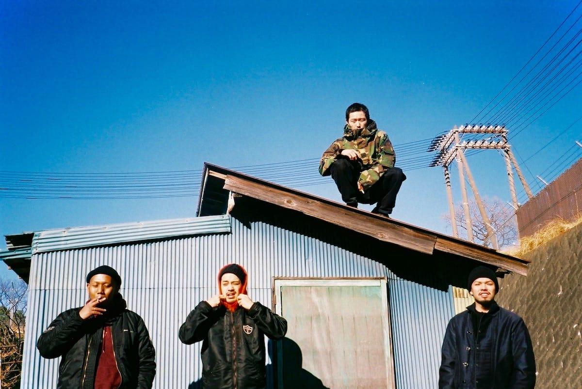【最恐】GEZANとGHPDによるジョイント7inchのリリースツアーが8月に開催|アートワークは五木田智央 music180522-yellowuhuru-2-1200x803