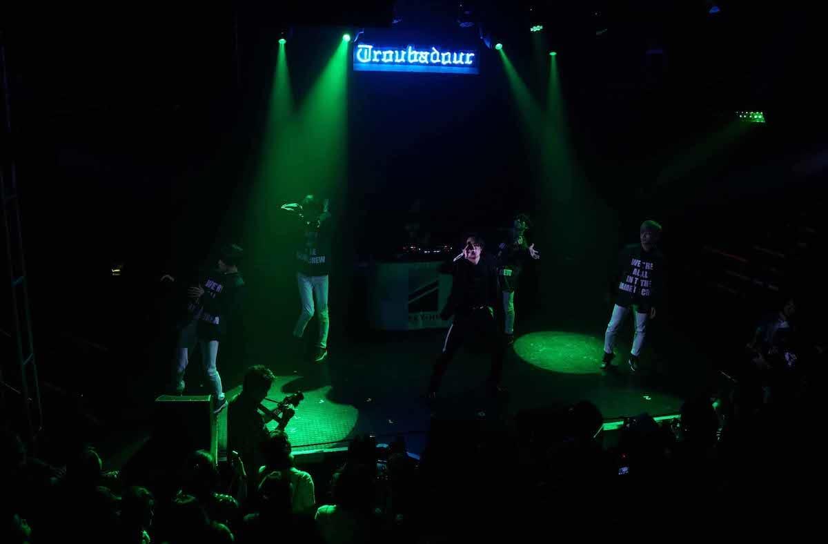 SKY-HI、アメリカ名門ライブハウスでのライブ映像が公開! music180522_skyhi_6-1200x788