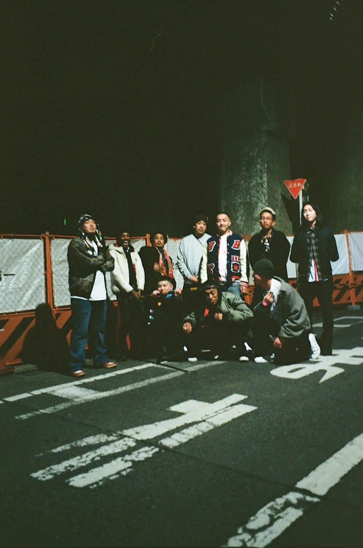 東京を拠点に活動するクリエイティブ集団・YouthQuakeがAWAでプレイリストとフィルム写真を公開 music180531-youthquake-awa-1-1200x1810