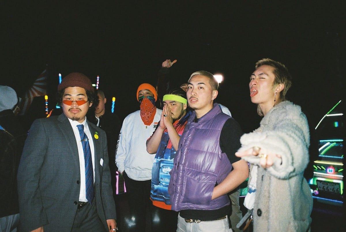 東京を拠点に活動するクリエイティブ集団・YouthQuakeがAWAでプレイリストとフィルム写真を公開 music180531-youthquake-awa-5-1200x804