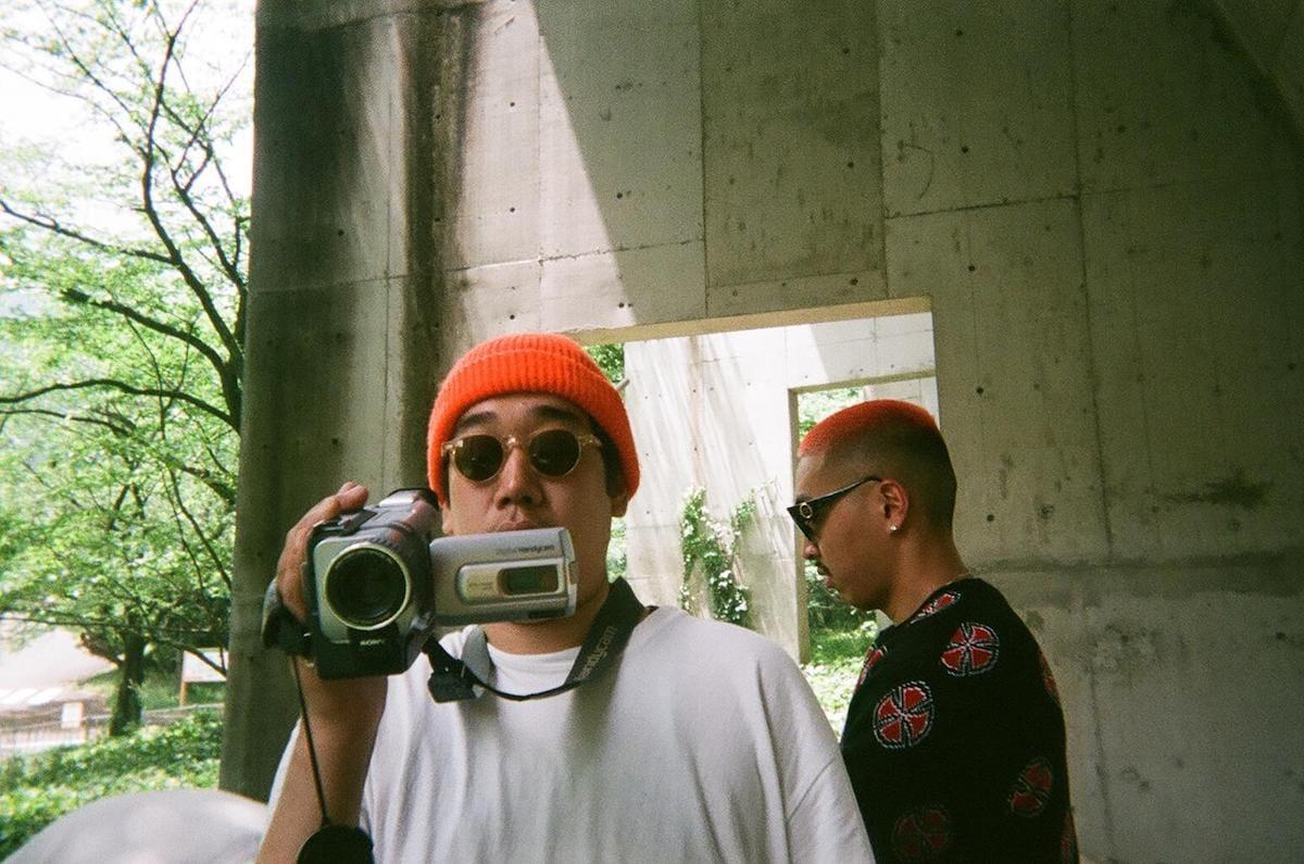 東京を拠点に活動するクリエイティブ集団・YouthQuakeがAWAでプレイリストとフィルム写真を公開 music180531-youthquake-awa-6-1200x795