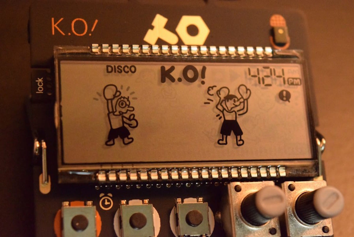 内蔵マイクからサンプリングして、すぐ曲が作れる『PO-33 K.O!』(ノックアウト!)が面白い! technology180510_po33ko_3-1200x802