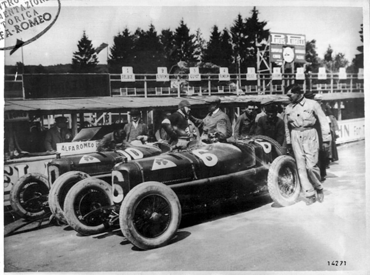 アルファ ロメオが<F1>にカムバック!圧倒的強さを見せた黄金時代、そしてあのフェラーリとの関係とは? technology180518_alfaromeo_1-1200x891