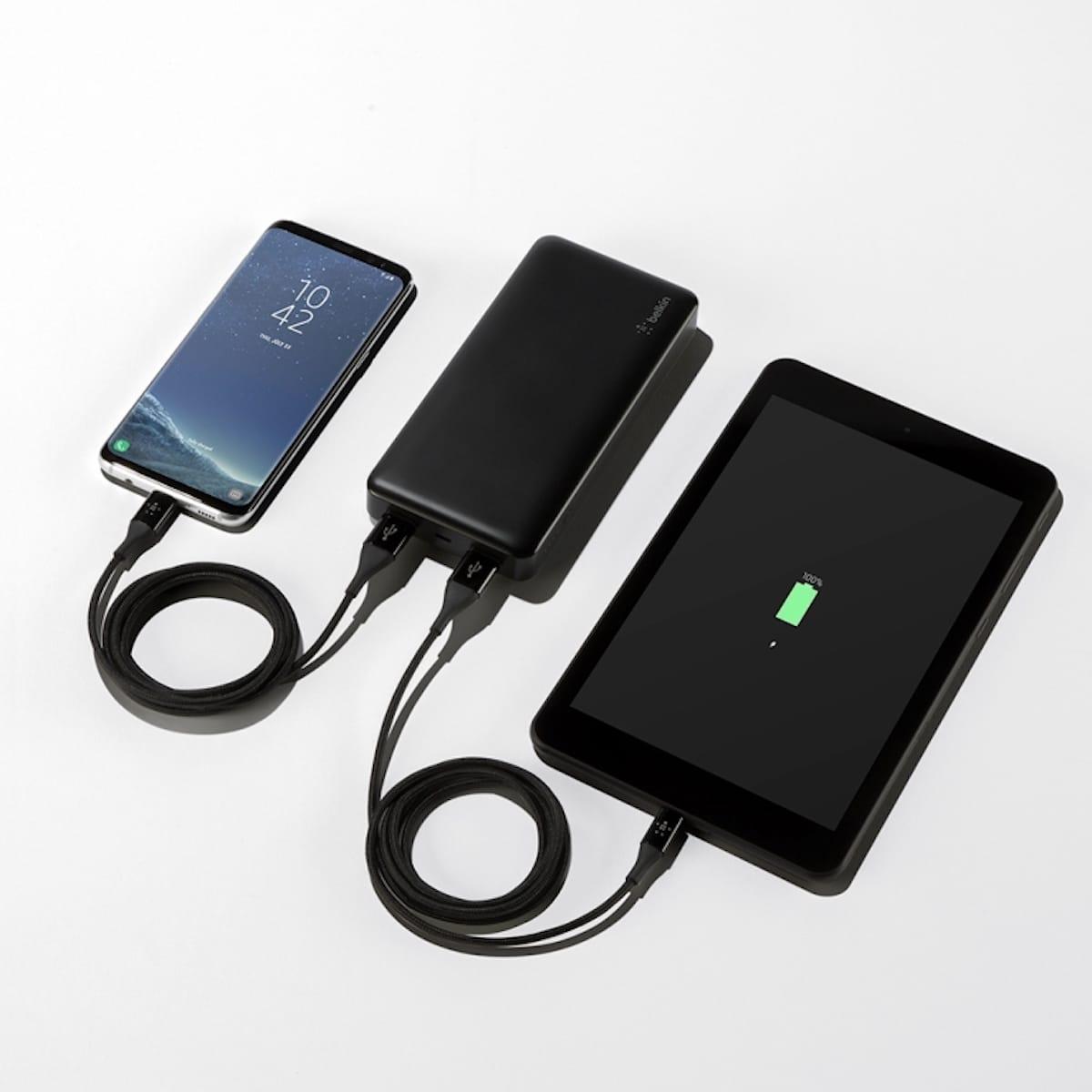ベルキンから最強モバイルバッテリー登場!2台同時急速充電、軽量で安全! technology180522_belkin_1-1200x1200