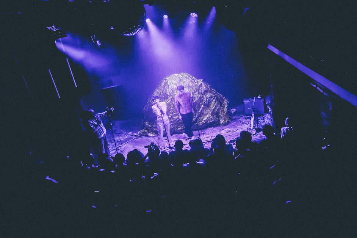 水曜日のカンパネラ×サマソニ出演のフレンチ・ポップバンドMoodoidがコラボ新曲を披露。代官山 SPACE ODD、ライブフォトレポート 0901-1200x800