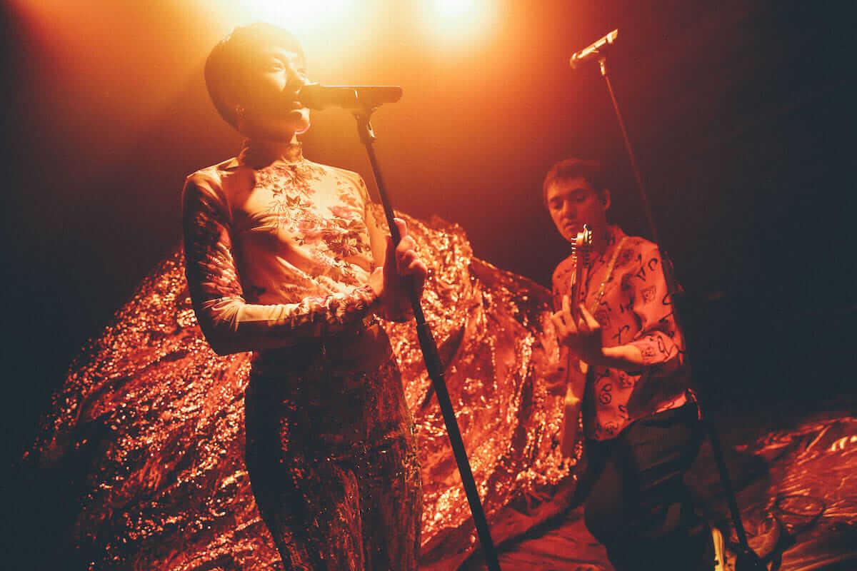 水曜日のカンパネラ×サマソニ出演のフレンチ・ポップバンドMoodoidがコラボ新曲を披露。代官山 SPACE ODD、ライブフォトレポート 1187-1200x800