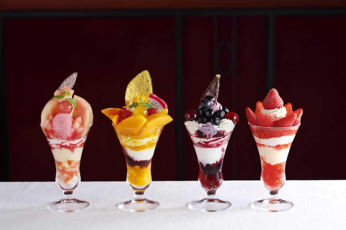 6月28日はパフェの日!銀座で旬のフルーツが味わえる<2018真夏のパフェフェア>開催決定! gormet180627_salon_1-1200x800