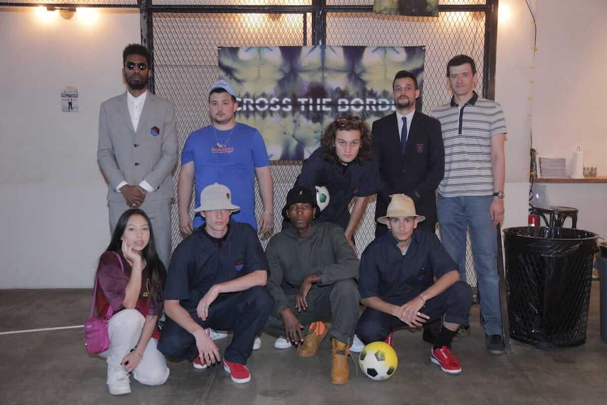 ニューヨークで話題のストリートサッカークラブNowhere FC×CROSS THE BORDER、コラボ商品ローンチパーティーレポート life180621-nowhereFC1-1200x800