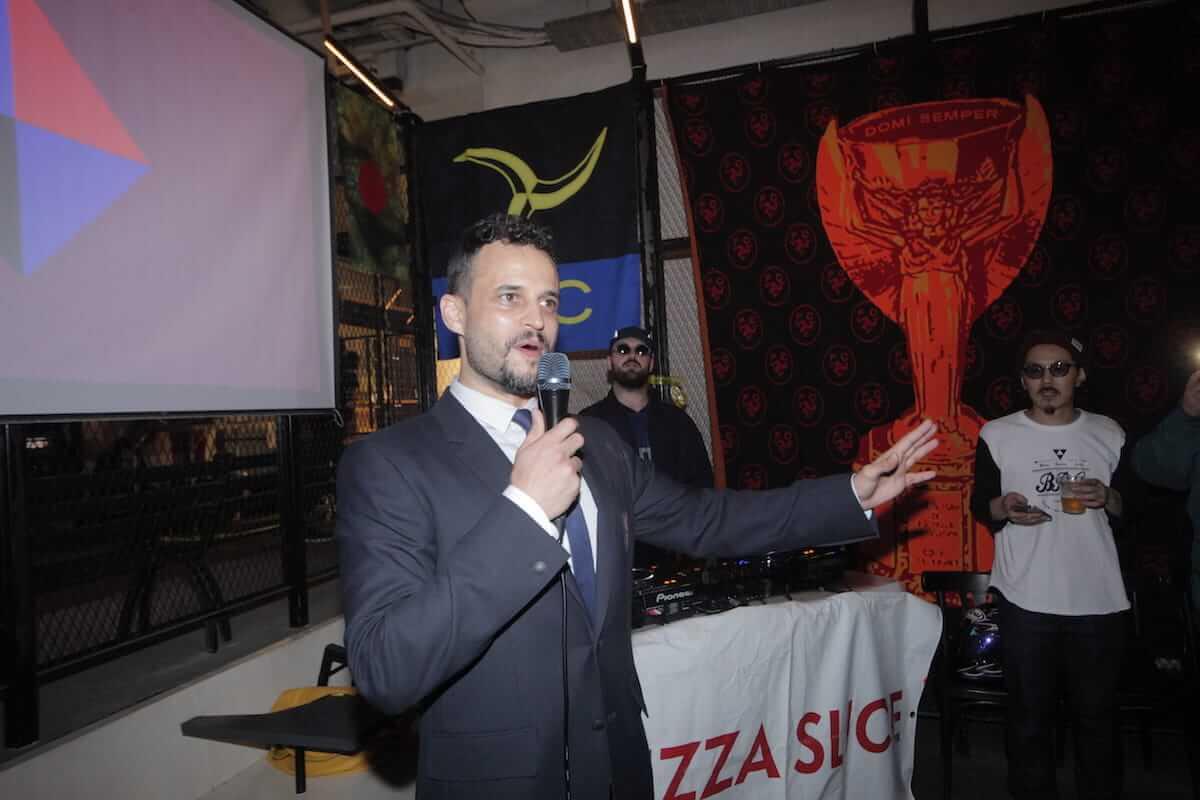 ニューヨークで話題のストリートサッカークラブNowhere FC×CROSS THE BORDER、コラボ商品ローンチパーティーレポート life180621-nowhereFC5-1200x800