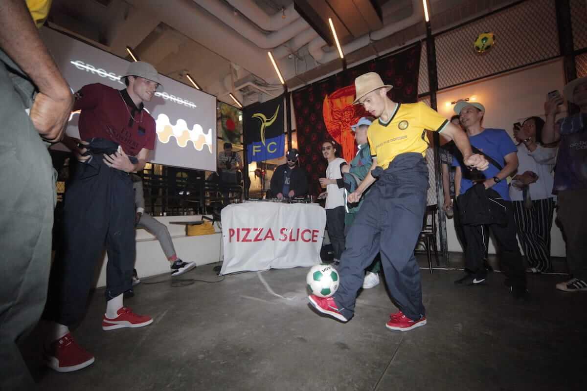 ニューヨークで話題のストリートサッカークラブNowhere FC×CROSS THE BORDER、コラボ商品ローンチパーティーレポート life180621-nowhereFC6-1200x800