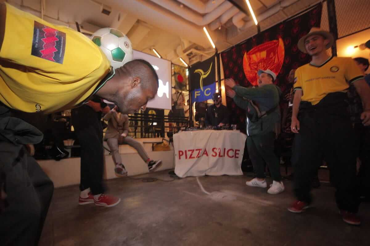 ニューヨークで話題のストリートサッカークラブNowhere FC×CROSS THE BORDER、コラボ商品ローンチパーティーレポート life180621-nowhereFC7-1200x800