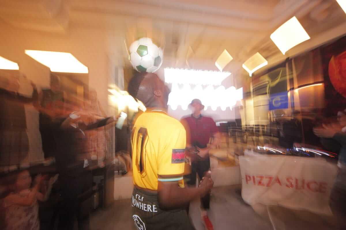 ニューヨークで話題のストリートサッカークラブNowhere FC×CROSS THE BORDER、コラボ商品ローンチパーティーレポート life180621-nowhereFC8-1200x800