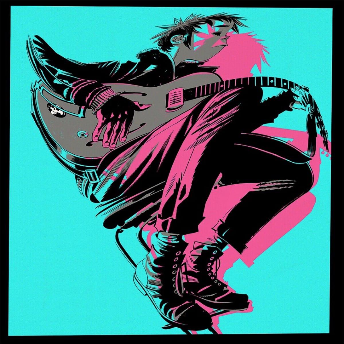 ゴリラズ追加公演発表!新作『The Now Now』全曲演奏公演が決定 music180601_gorillaz_1-1200x1199