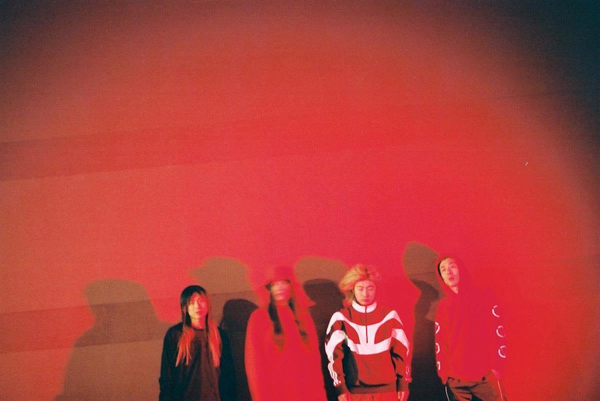 【最恐】GEZANとGHPDによるジョイント7inchのリリースツアーが8月に開催|アートワークは五木田智央 music180603-gezan-ghpd-2-1200x803