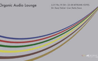 Organics Audio Lounge