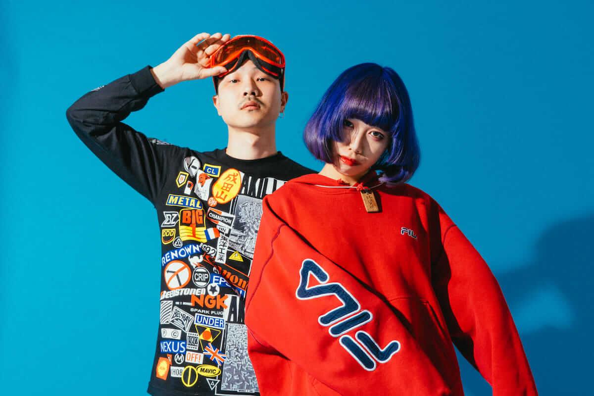 噂の男女ユニットTENG GANG STARRがMasayoshi Iimoriとのコラボ楽曲をリリース!ミキシングはIllicit Tsuboi music180614_tenggangstarr_1-1200x800