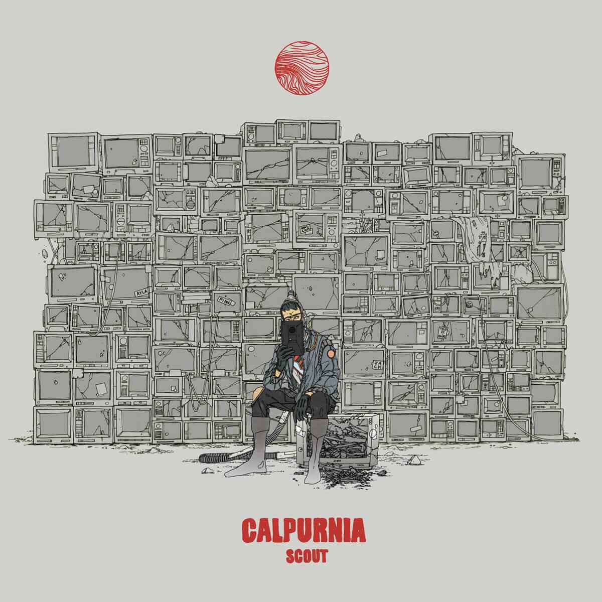 Netflix『ストレンジャー・シングス』出演!フィン・ヴォルフハルト15歳が率いるバンド、カルプルニアがデビューEPリリース! music180615_calpurnia_011-1200x1200