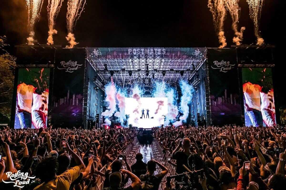 世界No.1のヒップホップフェス「Rolling Loud」が7月に日本初上陸│KAYTRANADAやKOHH、kZm、DJ MARZYの出演が決定 music180618_rolling-loud-japan-2018-pre-roll-3-1200x800