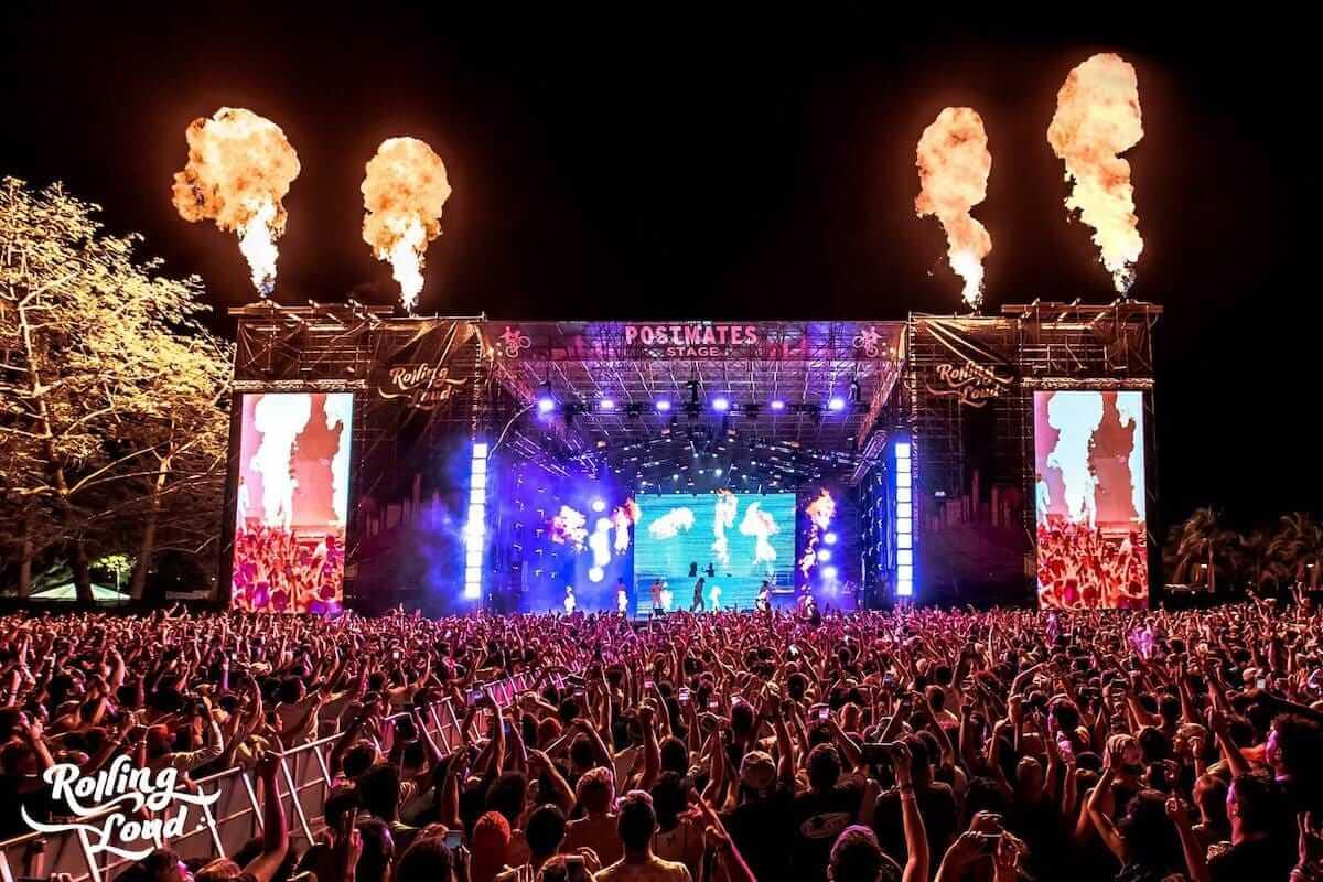 世界No.1のヒップホップフェス「Rolling Loud」が7月に日本初上陸│KAYTRANADAやKOHH、kZm、DJ MARZYの出演が決定 music180618_rolling-loud-japan-2018-pre-roll-8-1200x800
