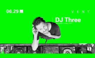 DJ Three