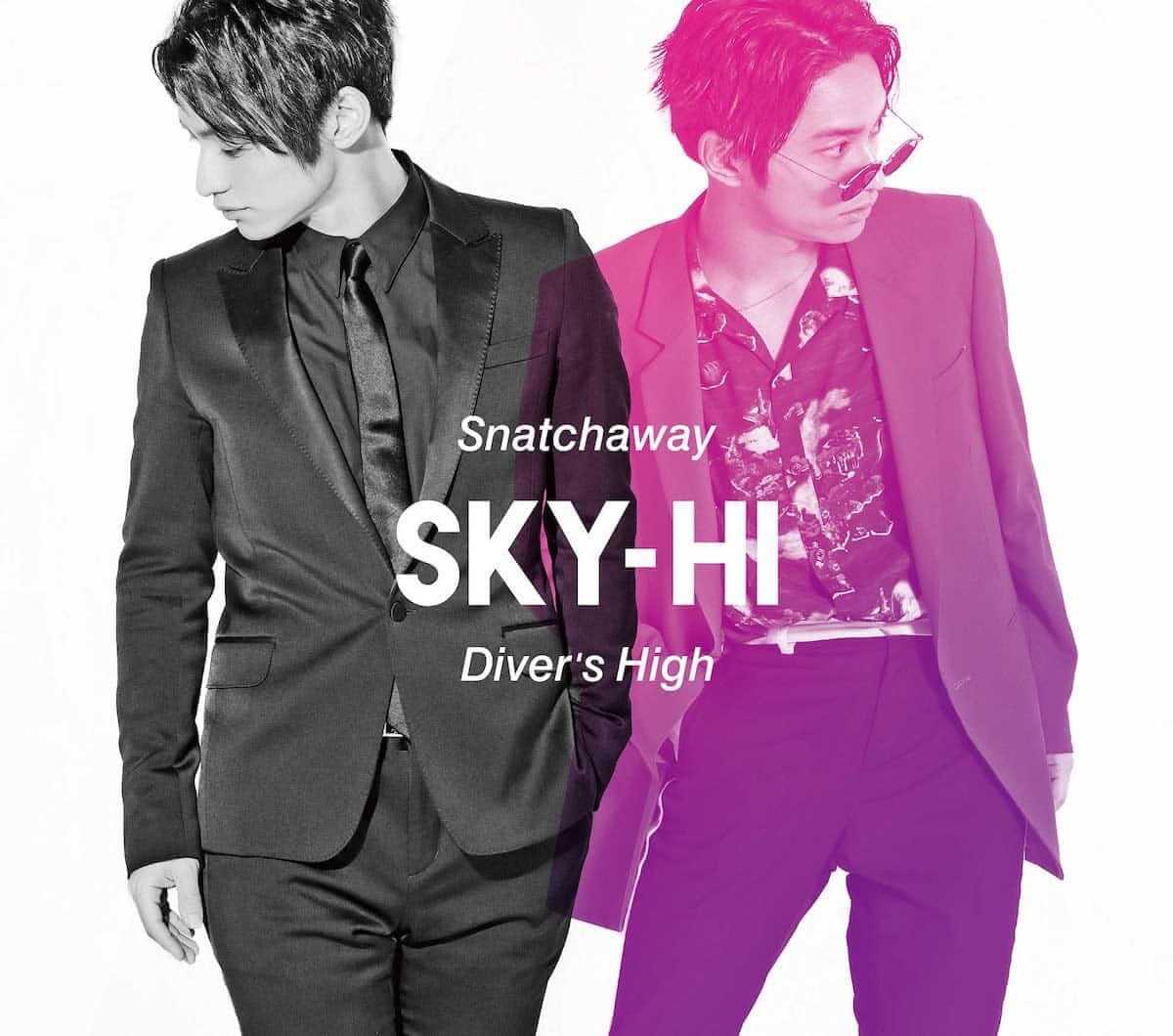 SKY-HIとして初となるダンスを主体としたMV公開! music180626_skyhi_1-1200x1060