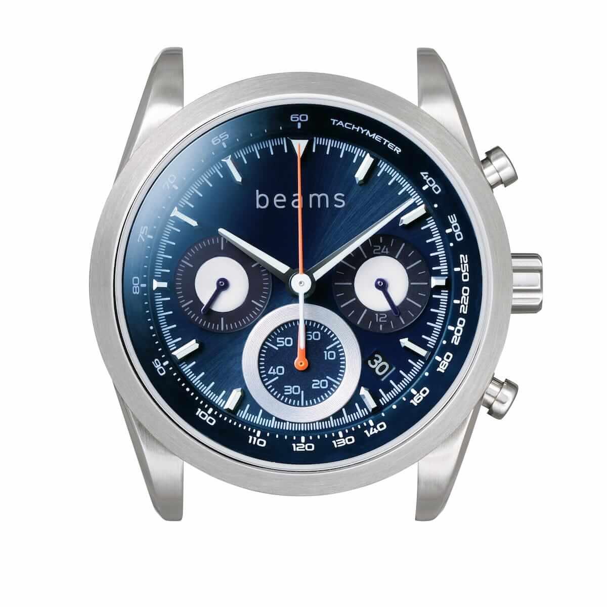 wena × beams コラボ第三弾、初のソーラー式の時計ヘッド部を採用! technology180626_wena_beams_03-1200x1200