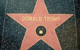 Donald Trump Hollywood Walk of Fame Star