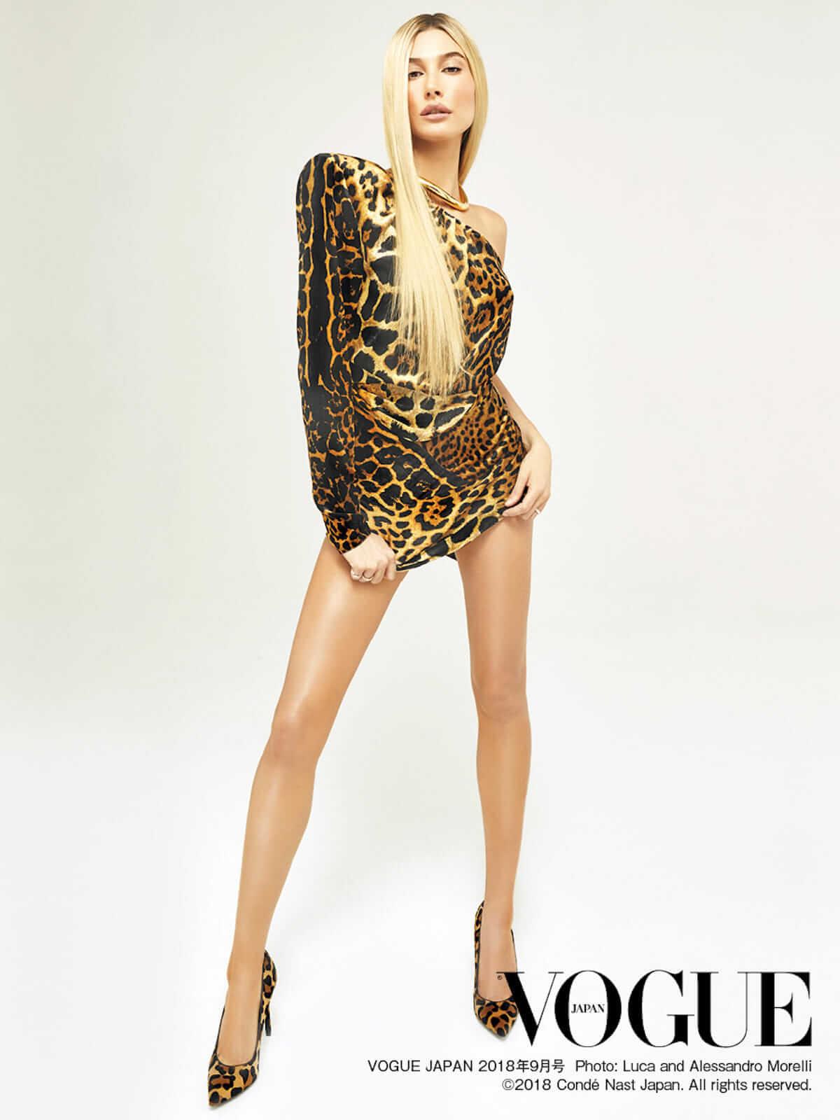 ジャスティン・ビーバーと婚約で注目!ヘイリー・ボールドウィンが『VOGUE JAPAN』表紙に登場! fashion180719_vogue_2-1200x1600