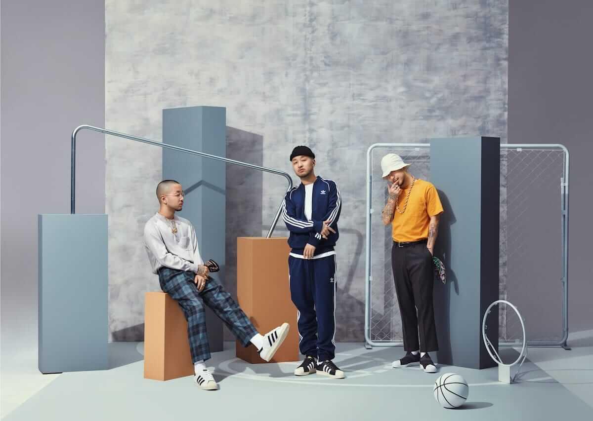 アディダス名作スニーカー「STAN SMITH」「SUPERSTAR」キャンペーンに水原希子、5lack起用! fashion180730_adidas_4-1200x853