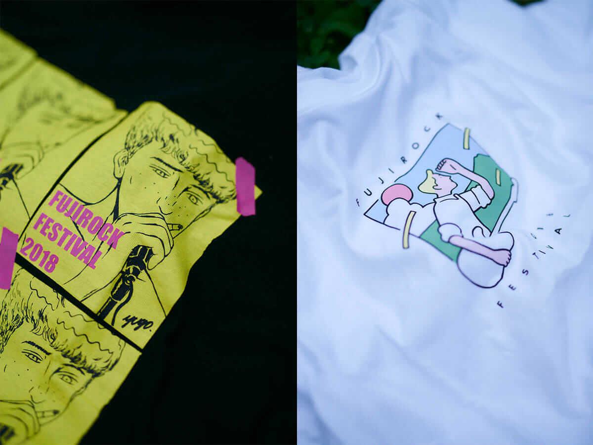【フェスファッション】夏フェスに持っていきたいアイテムを紹介!Tempalay 、MONO NO AWARE、踊Foot Worksによるファッションコーデも。 fesfashion_01-1200x900