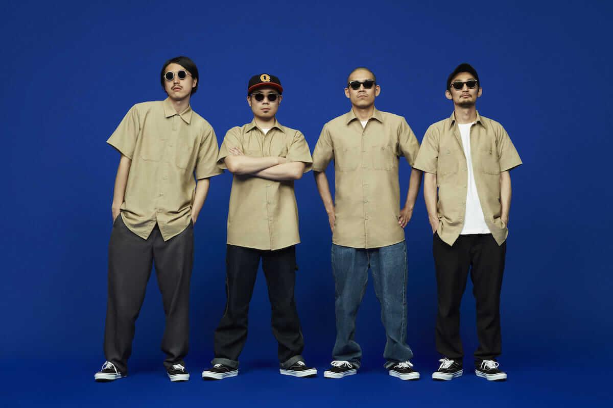 TOKYO HEALTH CLUBの新曲「NO NINJA TOKYO feat. 鋼田テフロン」MVが公開|監督はSpikey John music180702_tokyohealthclub_4-1200x800