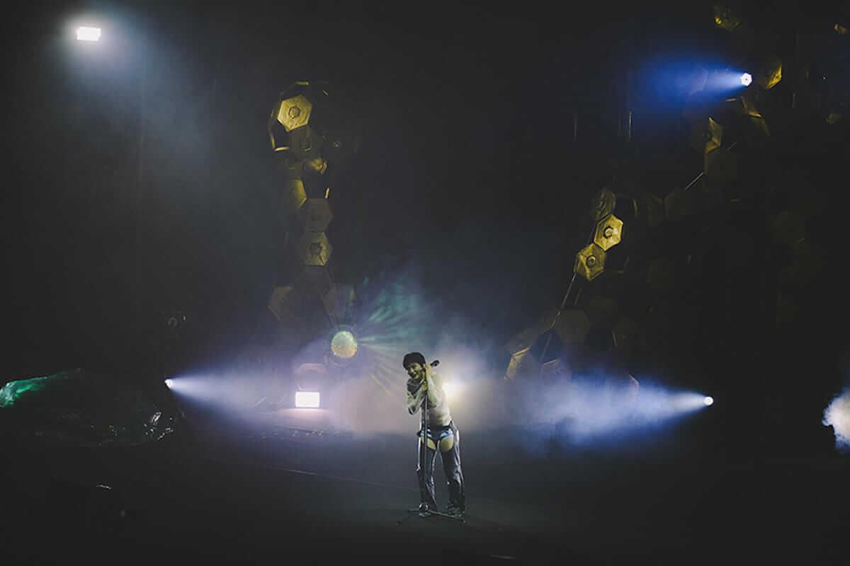 水曜日のカンパネラ 円形劇場公演レポート。全国4都市を巡る「ガラパゴスツアー」開催も決定! music180702_wedcamp_5-1200x800