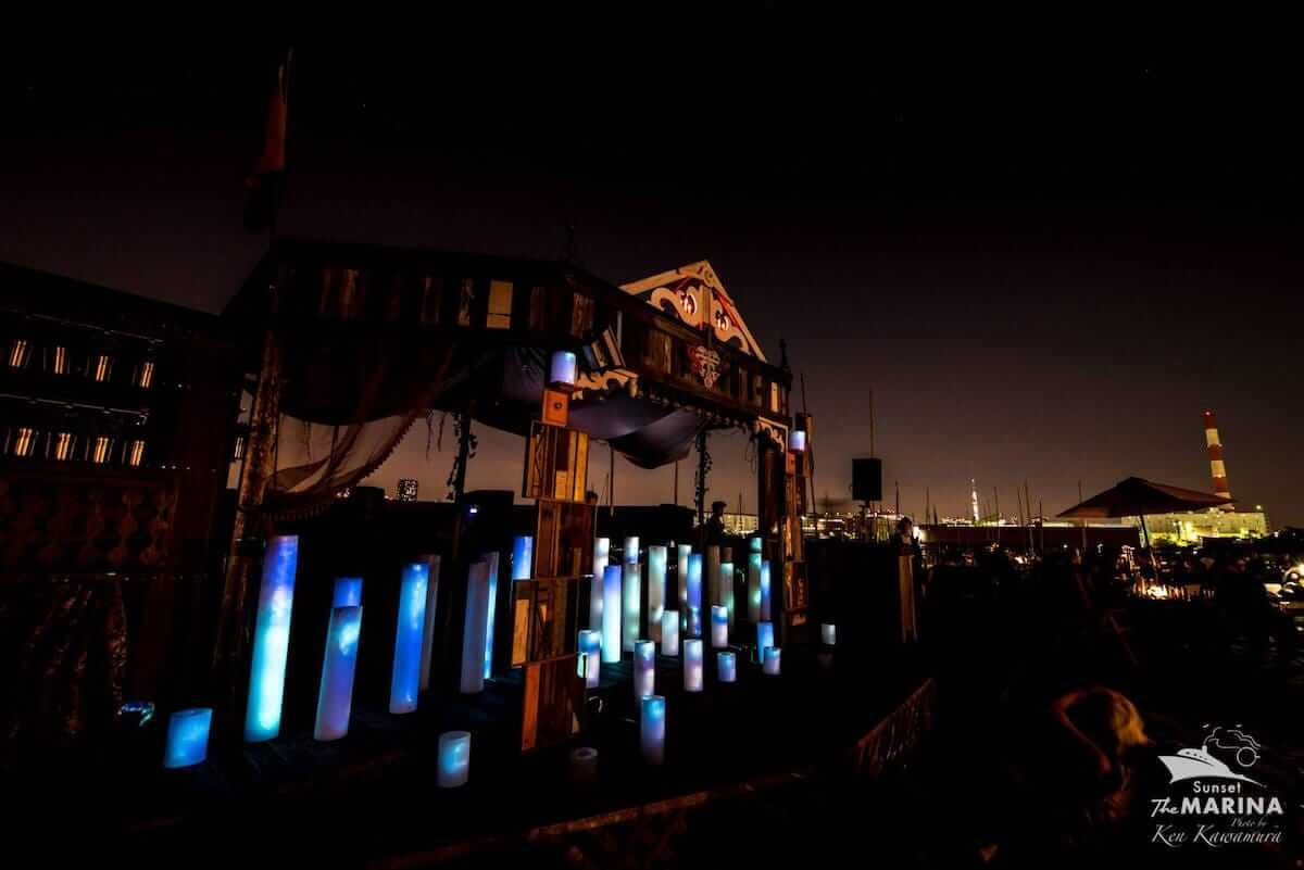 夕陽をよりドラマチックに、究極のチルをお届け。極上のサンセットパーティ「Sunset The MARINA vol.14」が開催 music180709_sunset-the-marina-14-1200x801