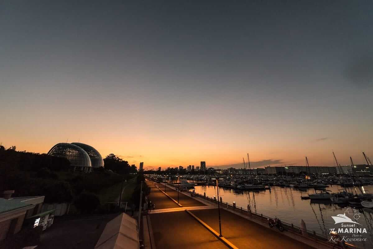 夕陽をよりドラマチックに、究極のチルをお届け。極上のサンセットパーティ「Sunset The MARINA vol.14」が開催 music180709_sunset-the-marina-15-1200x801